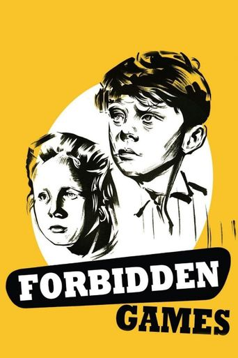 Forbidden Games Poster