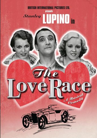 The Love Race Poster