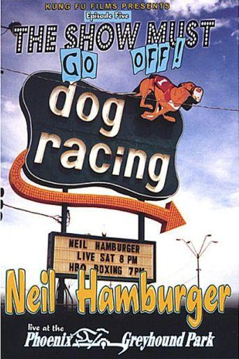 Neil Hamburger: Live at the Phoenix Greyhound Park Poster