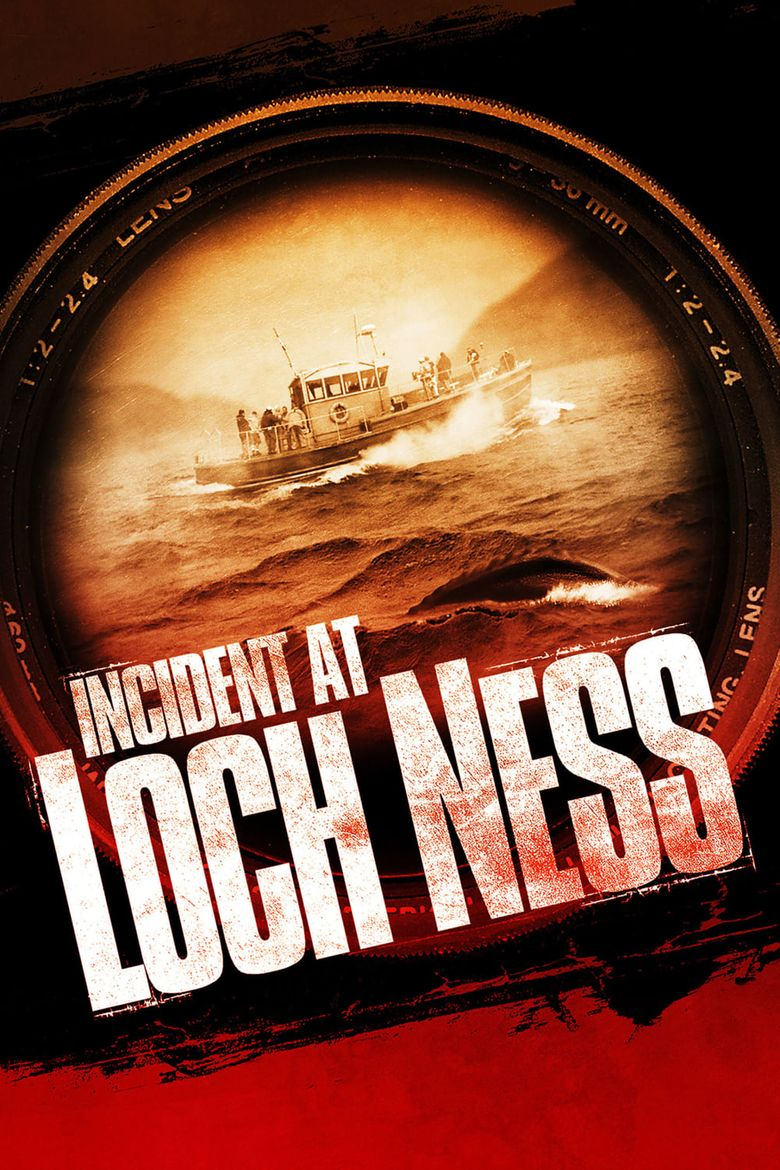 Incident at Loch Ness Poster