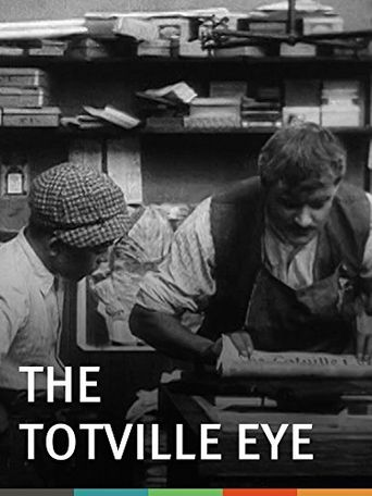 The Totville Eye Poster