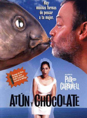 Atún y chocolate Poster