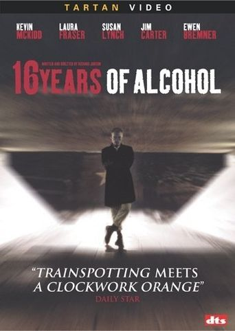 16 Years of Alcohol Poster
