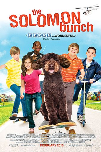 The Solomon Bunch Poster