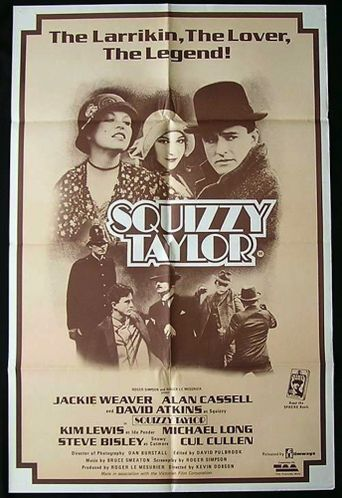 Squizzy Taylor Poster