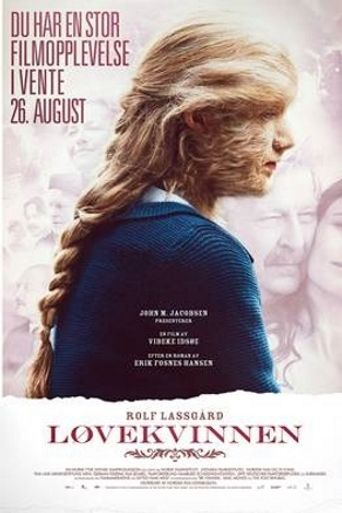 The Lion Woman Poster