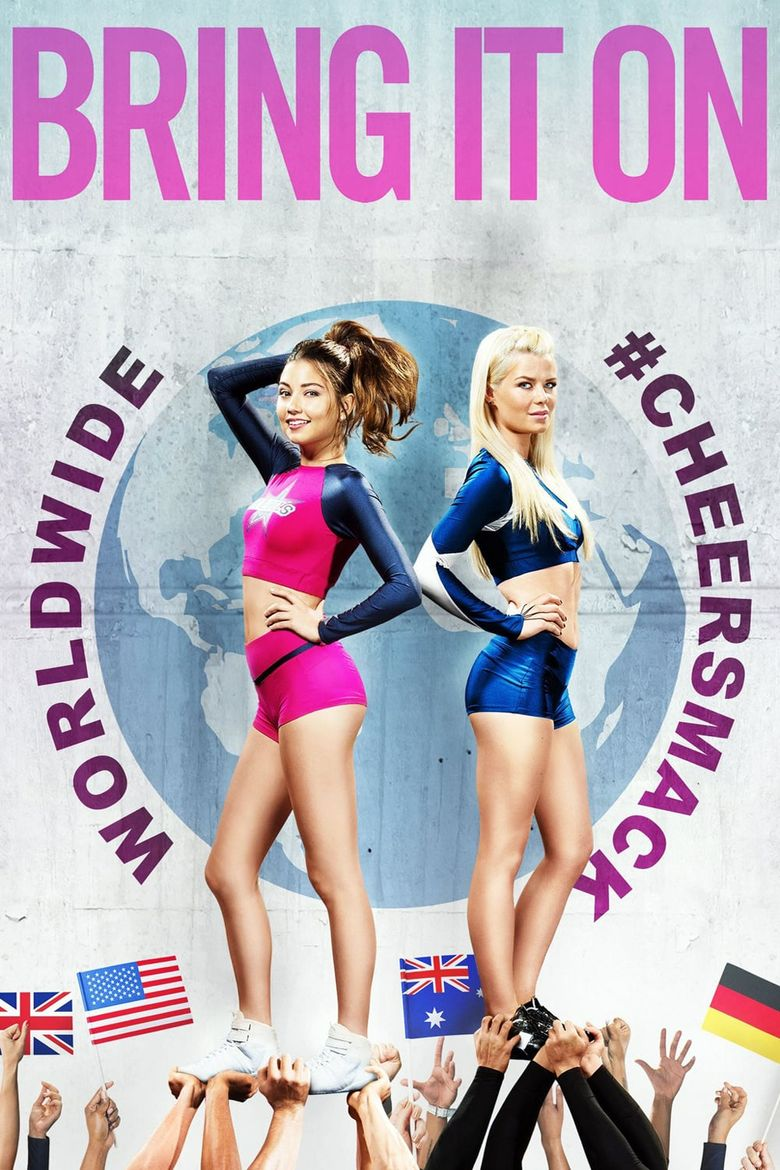 Bring It On: Worldwide #Cheersmack Poster