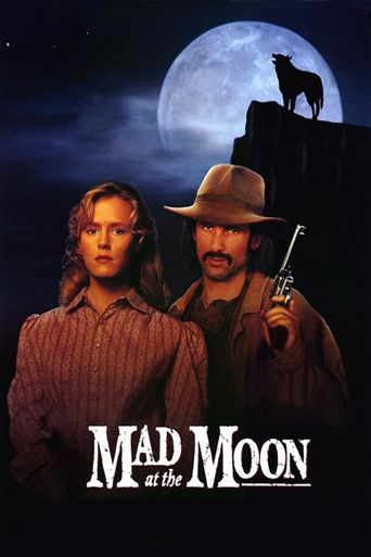 Mad at the Moon Poster