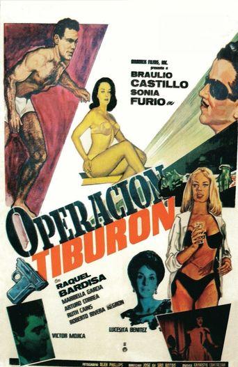 Operación Tiburón Poster
