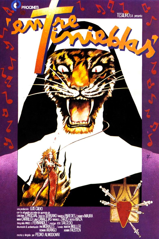 Dark Habits Poster