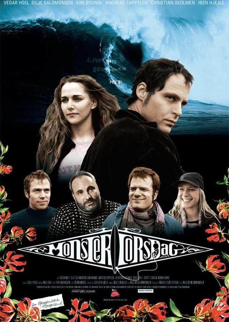 Monster Thursday Poster