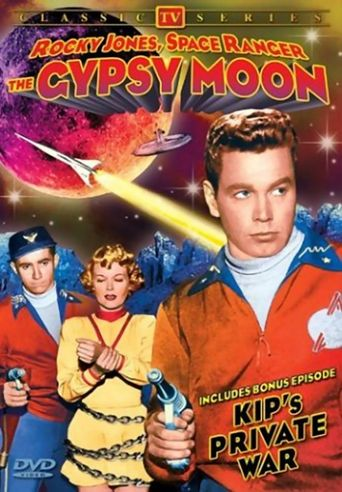 The Gypsy Moon Poster