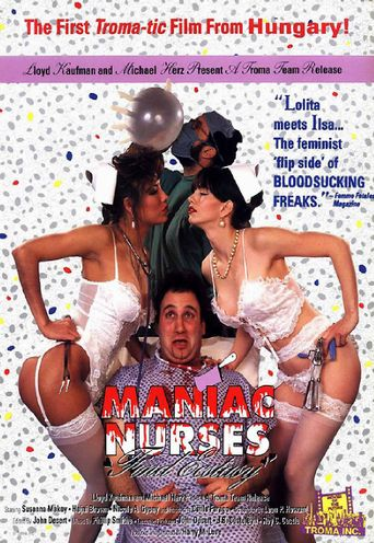 Maniac Nurses Poster