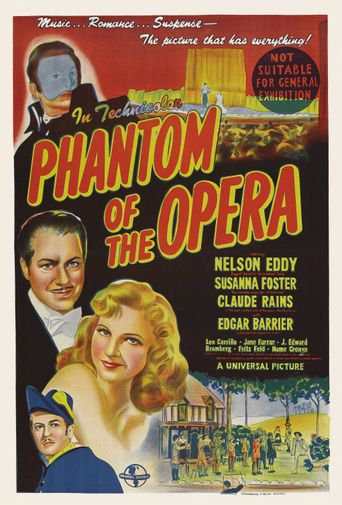 Watch Phantom of the Opera
