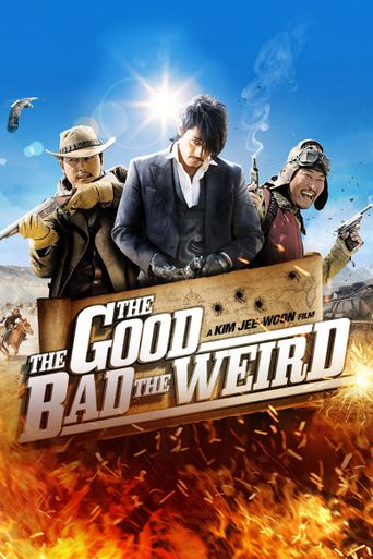 Watch The Good, The Bad, The Weird