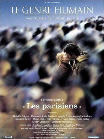 Le Genre humain, 1re partie : Les Parisiens Poster