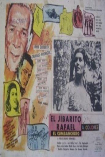 El jibarito Rafael Poster