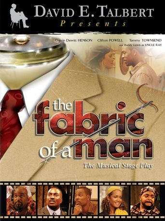 The Fabric of a Man Poster
