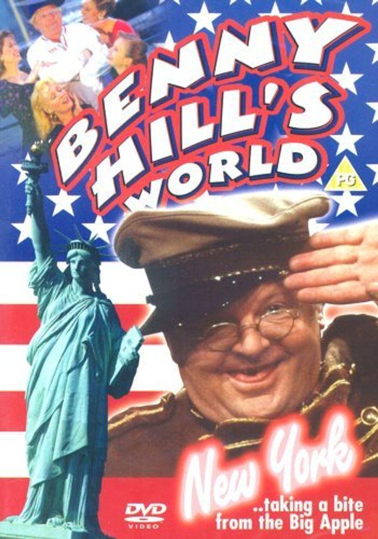 Benny Hill's World Tour: New York! Poster