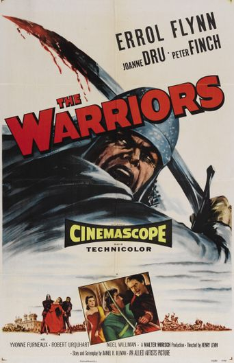 The Dark Avenger Poster