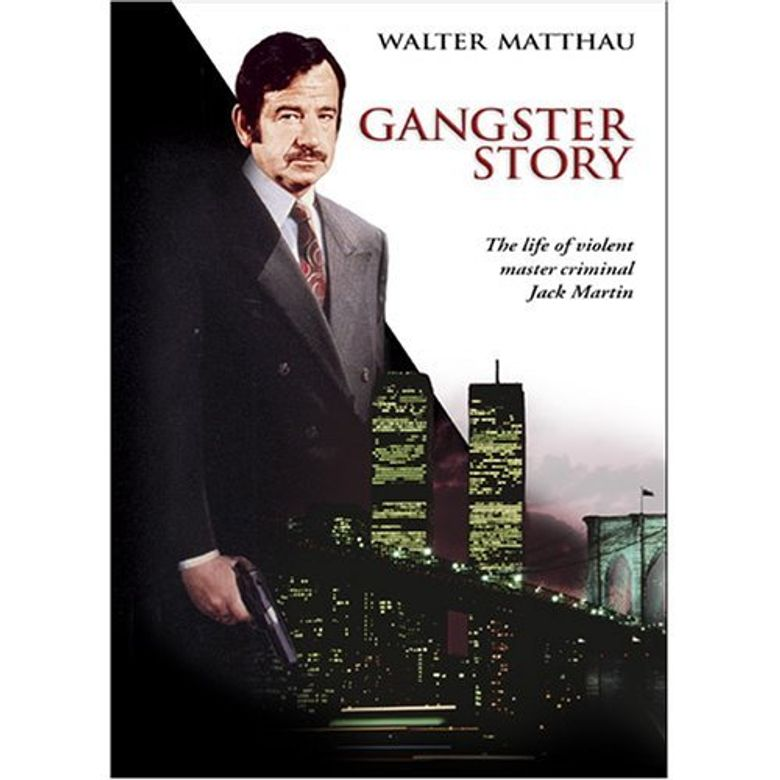 Gangster Story Poster