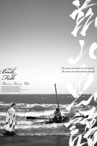 The Book of Fish Poster