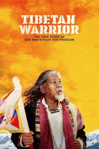 Tibetan Warrior Poster