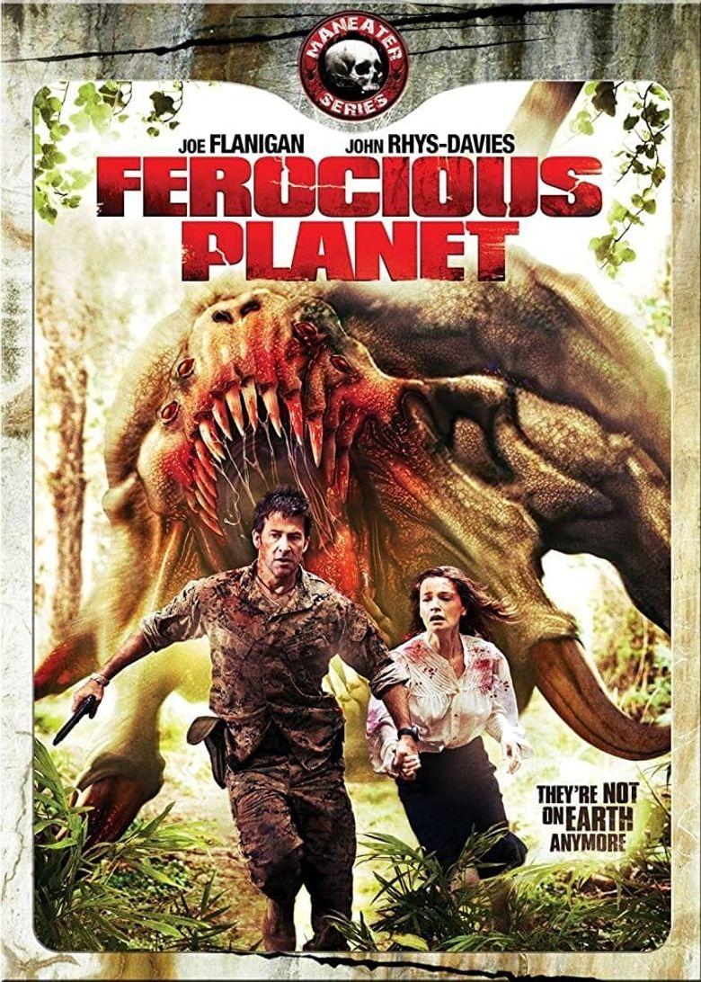 Ferocious Planet Poster