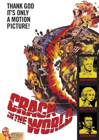 Crack in the World Poster