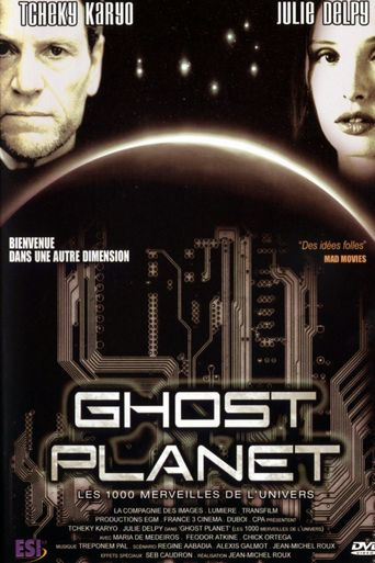 Ghost Planet Poster