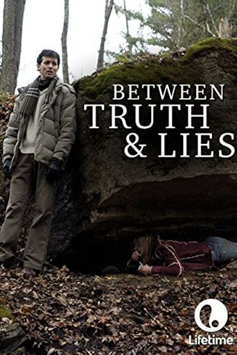 Between Truth and Lies Poster