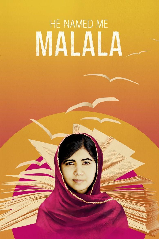 He Named Me Malala Poster