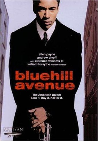 Blue Hill Avenue Poster