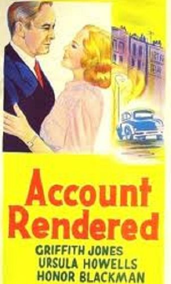 Account Rendered Poster