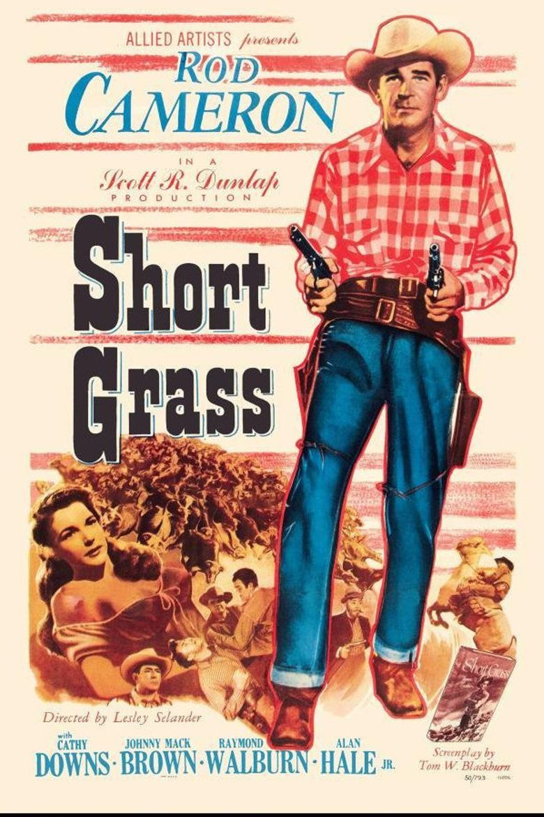 Short Grass Poster