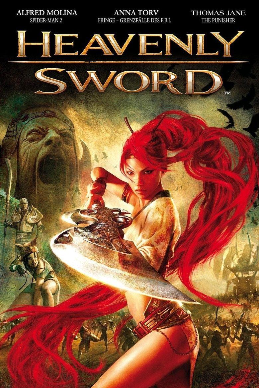 Heavenly Sword Poster