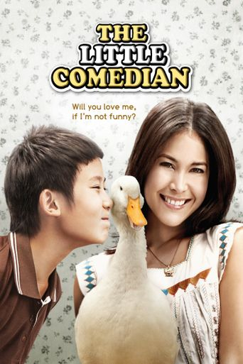 The Little Comedian Poster