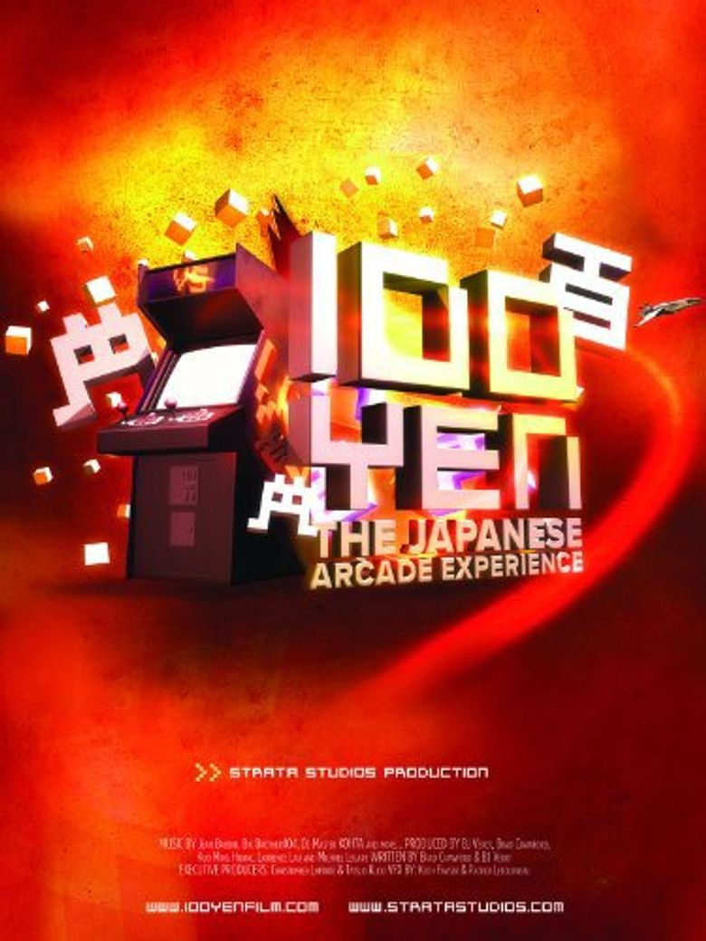 100 Yen: The Japanese Arcade Experience Poster