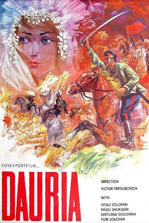 Dauria Poster