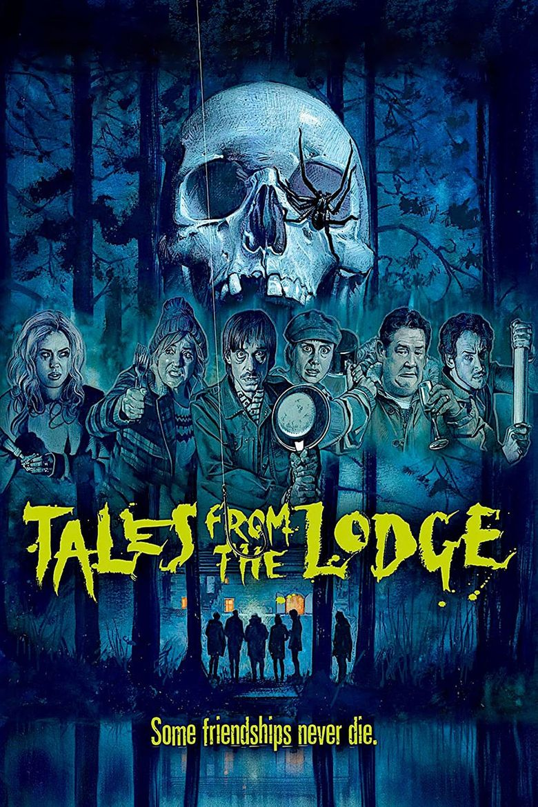 Tales from the Lodge Poster