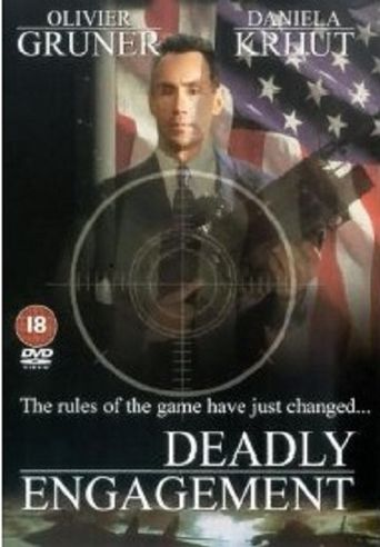 Deadly Engagement Poster