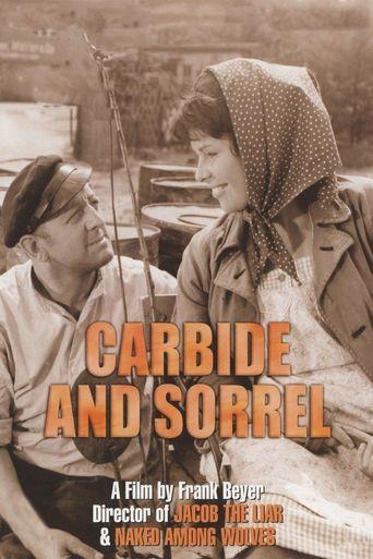 Carbide and Sorrel Poster