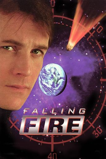 Falling Fire Poster