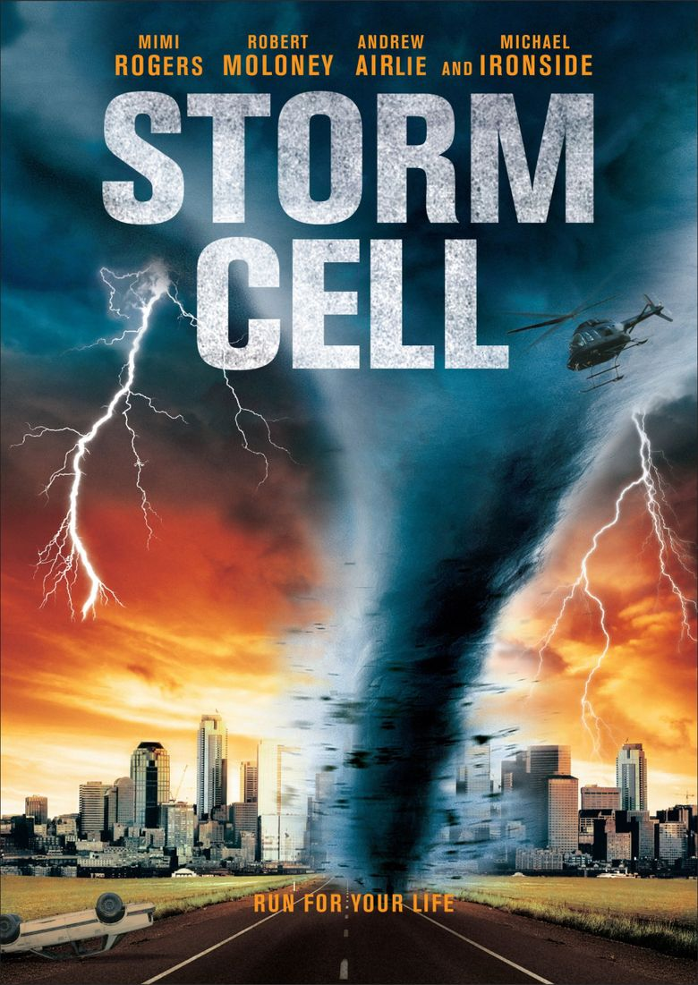 Storm Cell Poster