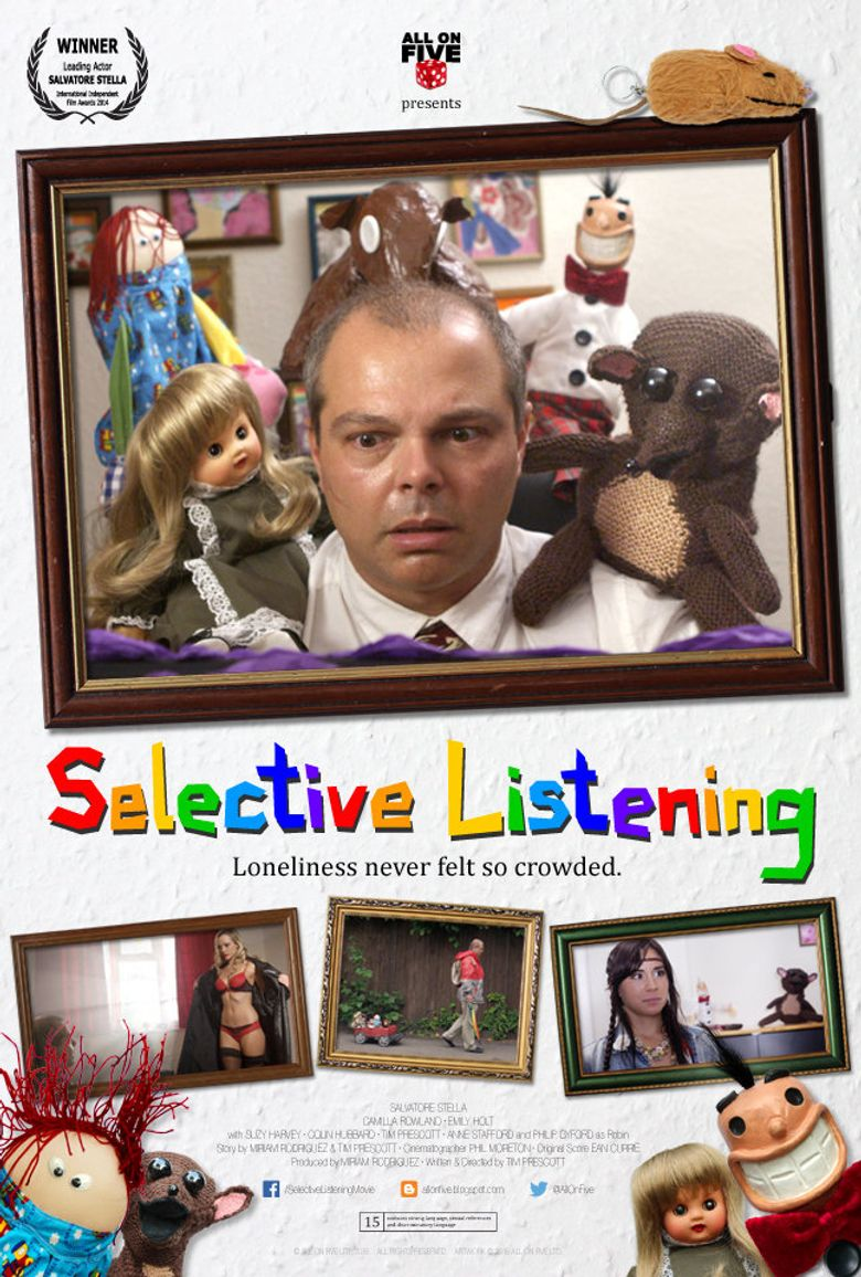 Selective Listening Poster