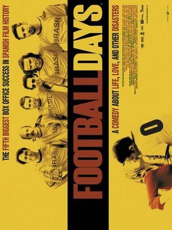 Soccer Days Poster