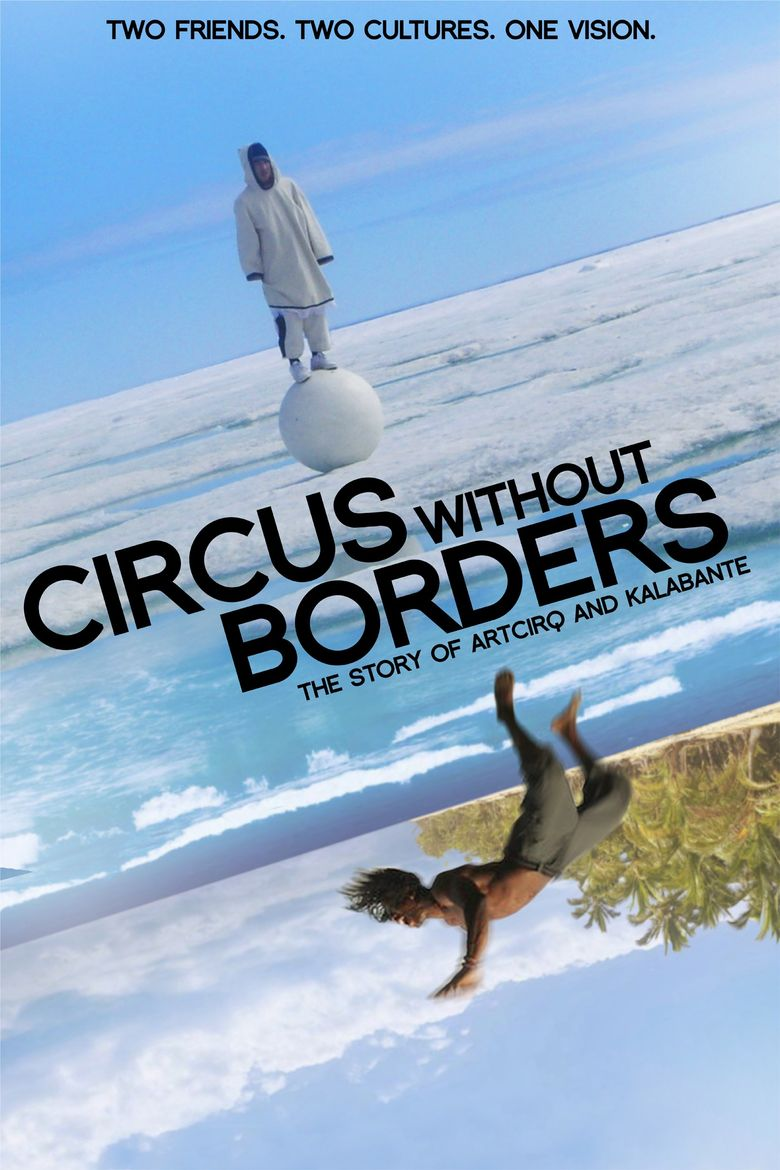 Circus Without Borders Poster