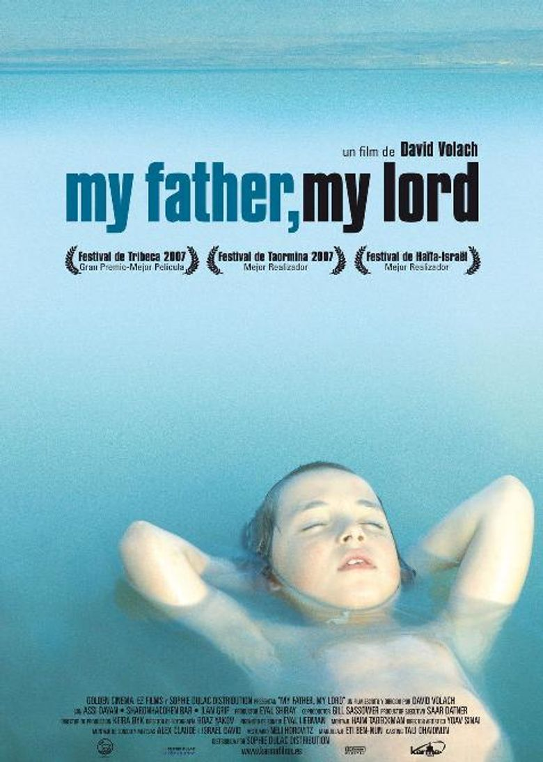 My Father My Lord Poster