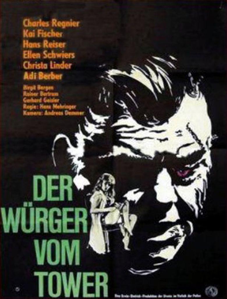 Strangler of the Tower Poster
