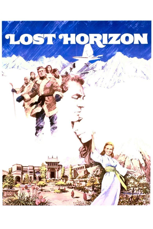 Lost Horizon Poster